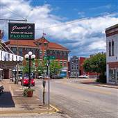 Downtown Louisa